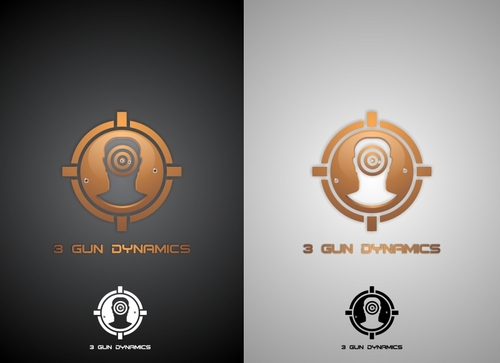 3 Gun Dynamics A Logo, Monogram, or Icon  Draft # 50 by newlandconceptart