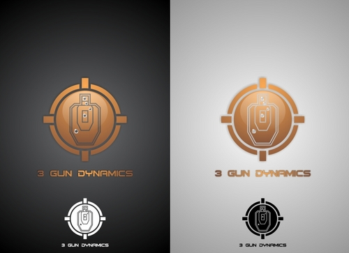 3 Gun Dynamics A Logo, Monogram, or Icon  Draft # 51 by newlandconceptart