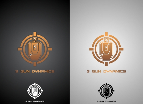 3 Gun Dynamics A Logo, Monogram, or Icon  Draft # 52 by newlandconceptart