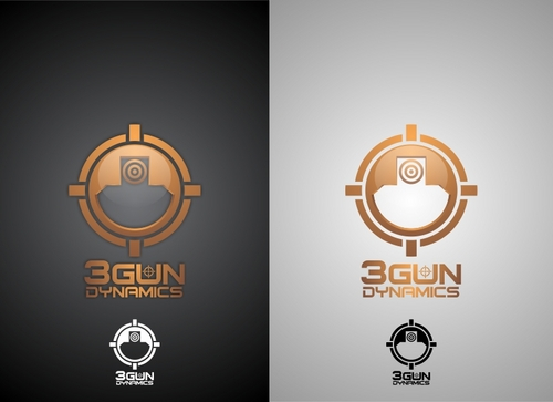 3 Gun Dynamics A Logo, Monogram, or Icon  Draft # 53 by newlandconceptart