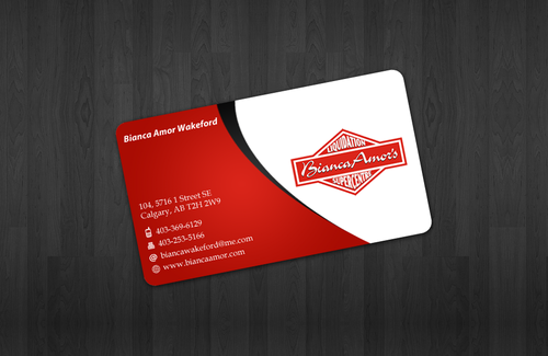 for owner of multiple businesses. Business Cards and Stationery  Draft # 14 by einsanimation