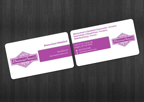for owner of multiple businesses. Business Cards and Stationery  Draft # 20 by einsanimation