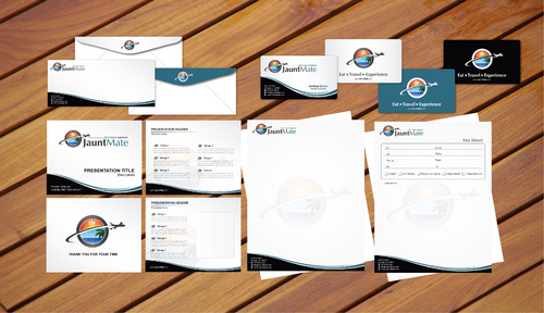 Business cards, Stationery, Power Points