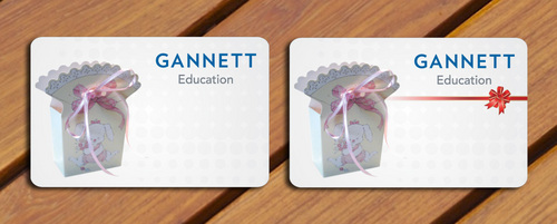 Gannett Education Business Cards and Stationery  Draft # 10 by smartinfo