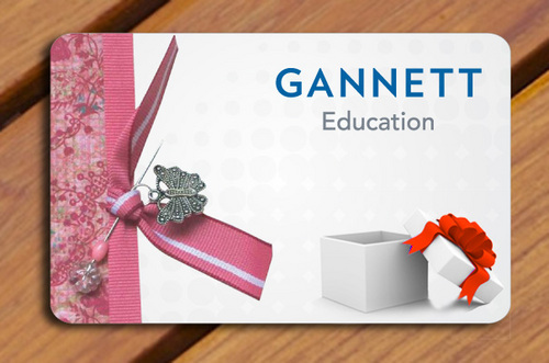 Gannett Education Business Cards and Stationery  Draft # 11 by smartinfo