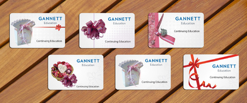 Gannett Education Business Cards and Stationery  Draft # 12 by smartinfo