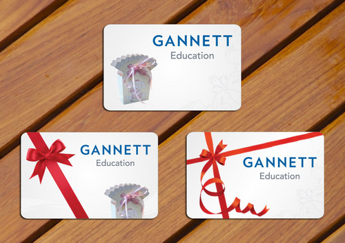 Gannett Education Business Cards and Stationery  Draft # 15 by smartinfo