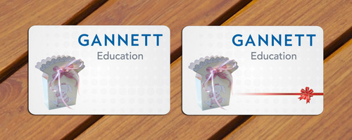 Gannett Education Business Cards and Stationery  Draft # 16 by smartinfo