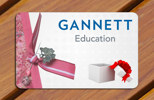 Gannett Education Business Cards and Stationery  Draft # 17 by smartinfo