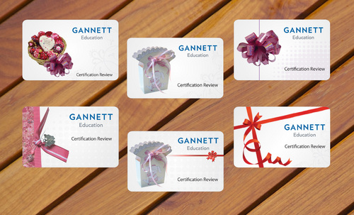Gannett Education Business Cards and Stationery  Draft # 19 by smartinfo