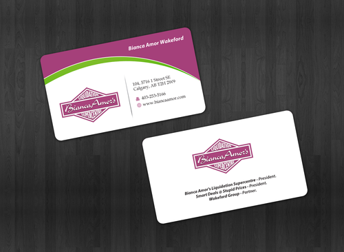 for owner of multiple businesses. Business Cards and Stationery  Draft # 29 by einsanimation