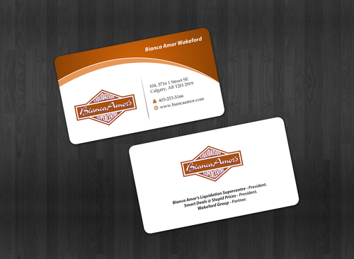 for owner of multiple businesses. Business Cards and Stationery  Draft # 30 by einsanimation