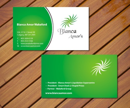 for owner of multiple businesses. Business Cards and Stationery  Draft # 35 by smartinfo