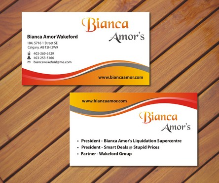 for owner of multiple businesses. Business Cards and Stationery  Draft # 37 by smartinfo