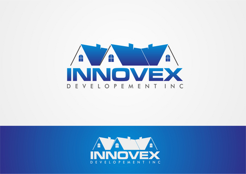Innovex Devlopement Inc. A Logo, Monogram, or Icon  Draft # 9 by demiara
