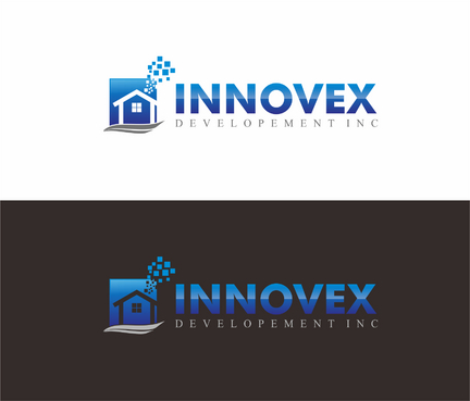 Innovex Devlopement Inc. A Logo, Monogram, or Icon  Draft # 10 by demiara