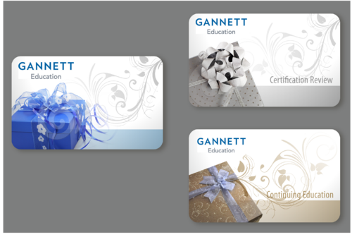 Gannett Education Business Cards and Stationery  Draft # 24 by Jewels
