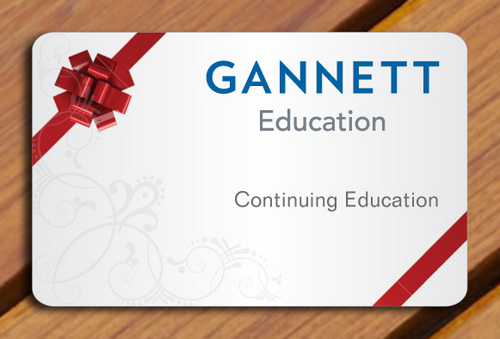 Gannett Education Business Cards and Stationery  Draft # 26 by smartinfo