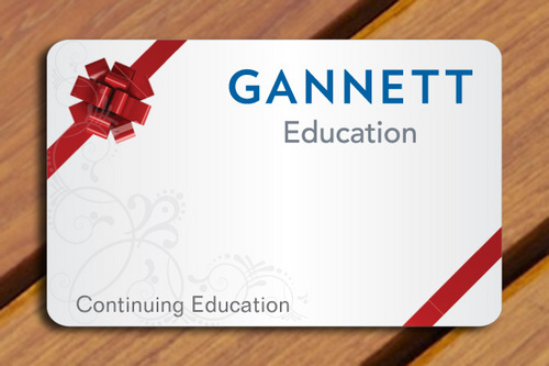 Gannett Education Business Cards and Stationery  Draft # 27 by smartinfo