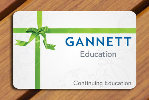 Gannett Education Business Cards and Stationery  Draft # 28 by smartinfo