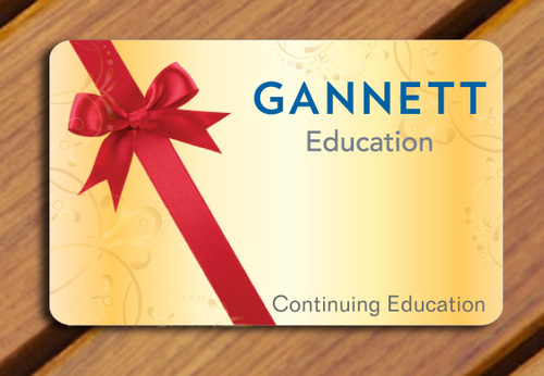 Gannett Education Business Cards and Stationery  Draft # 29 by smartinfo