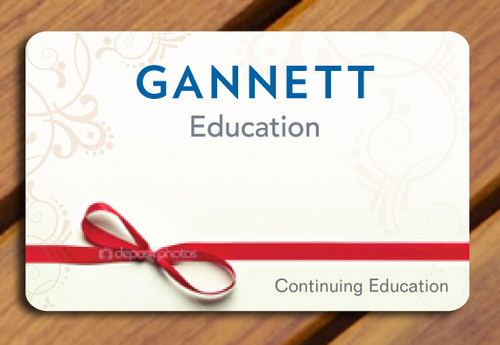 Gannett Education Business Cards and Stationery  Draft # 30 by smartinfo