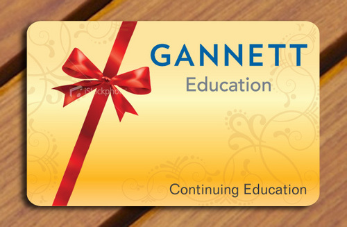 Gannett Education Business Cards and Stationery  Draft # 31 by smartinfo