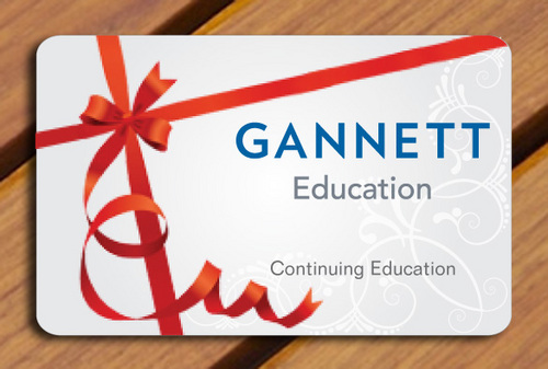 Gannett Education Business Cards and Stationery  Draft # 32 by smartinfo