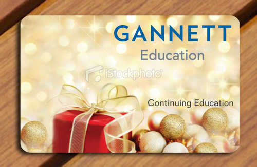 Gannett Education Business Cards and Stationery  Draft # 33 by smartinfo