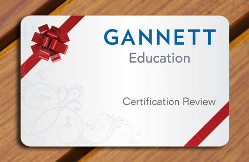 Gannett Education Business Cards and Stationery  Draft # 34 by smartinfo