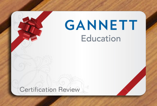 Gannett Education Business Cards and Stationery  Draft # 35 by smartinfo