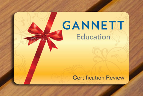 Gannett Education Business Cards and Stationery  Draft # 36 by smartinfo