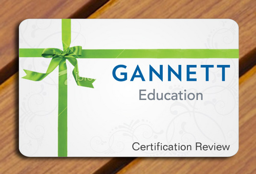 Gannett Education Business Cards and Stationery  Draft # 37 by smartinfo