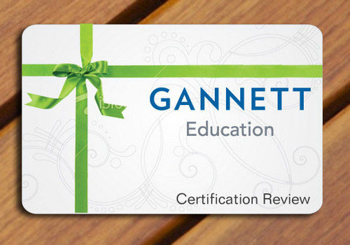 Gannett Education Business Cards and Stationery  Draft # 38 by smartinfo