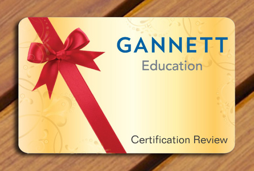 Gannett Education Business Cards and Stationery  Draft # 40 by smartinfo