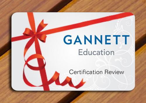 Gannett Education Business Cards and Stationery  Draft # 41 by smartinfo