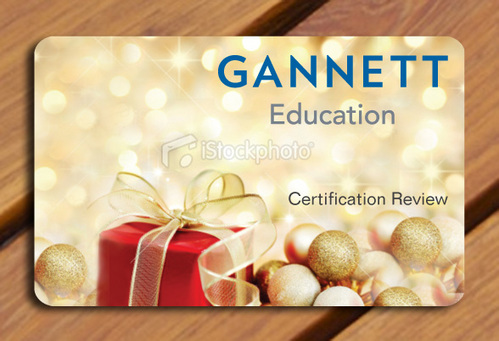 Gannett Education Business Cards and Stationery  Draft # 42 by smartinfo