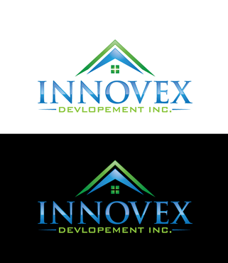 Innovex Devlopement Inc. A Logo, Monogram, or Icon  Draft # 18 by neonlite