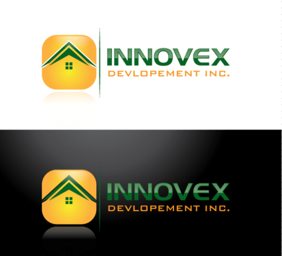 Innovex Devlopement Inc. A Logo, Monogram, or Icon  Draft # 19 by neonlite