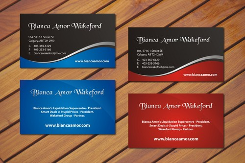 for owner of multiple businesses. Business Cards and Stationery  Draft # 70 by smartinfo