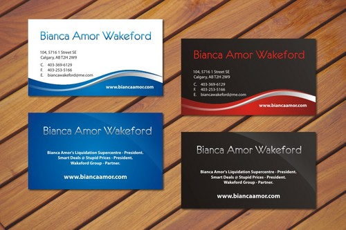 for owner of multiple businesses. Business Cards and Stationery  Draft # 71 by smartinfo