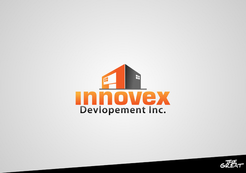 Innovex Devlopement Inc. A Logo, Monogram, or Icon  Draft # 26 by theGreat