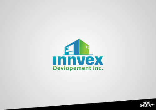Innovex Devlopement Inc. A Logo, Monogram, or Icon  Draft # 36 by theGreat