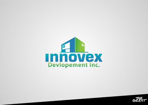 Innovex Devlopement Inc. A Logo, Monogram, or Icon  Draft # 37 by theGreat