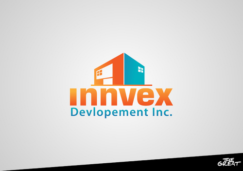 Innovex Devlopement Inc. A Logo, Monogram, or Icon  Draft # 38 by theGreat