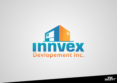 Innovex Devlopement Inc. A Logo, Monogram, or Icon  Draft # 39 by theGreat