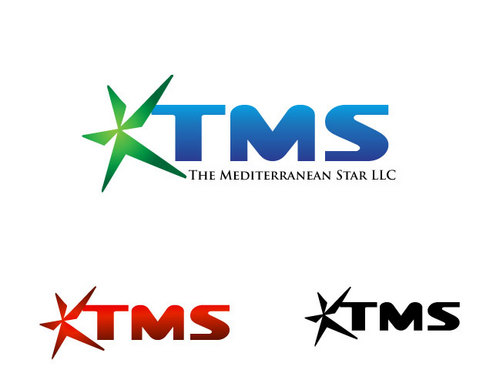 The Mediterranean Star A Logo, Monogram, or Icon  Draft # 82 by creativearts