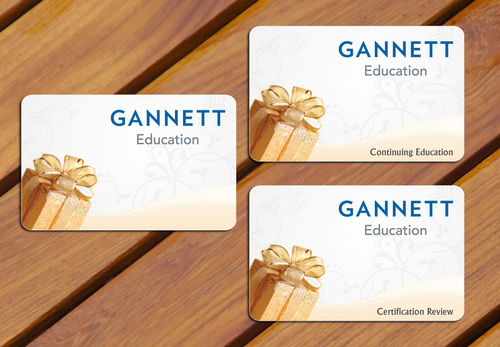 Gannett Education Business Cards and Stationery  Draft # 43 by smartinfo