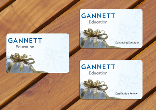 Gannett Education Business Cards and Stationery  Draft # 44 by smartinfo