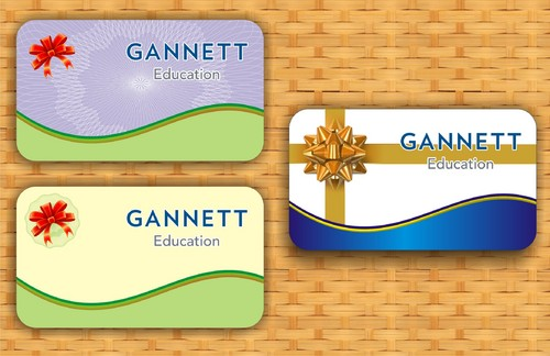 Gannett Education Business Cards and Stationery  Draft # 46 by Amanullah